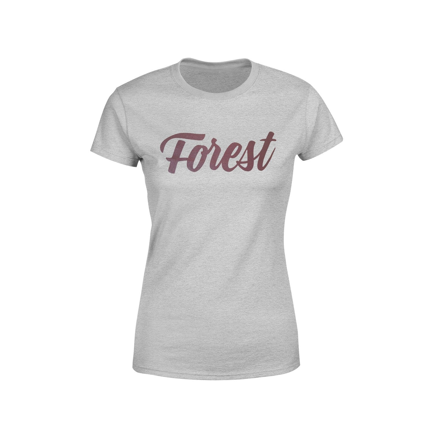NFFC Womens Grey Scribble T Shirt