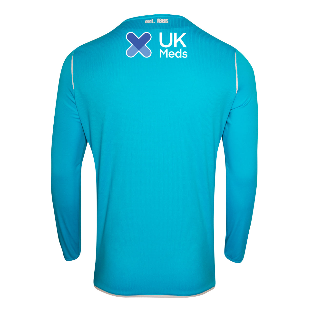 NFFC Mens Blue Goalkeeper Shirt 2019/20