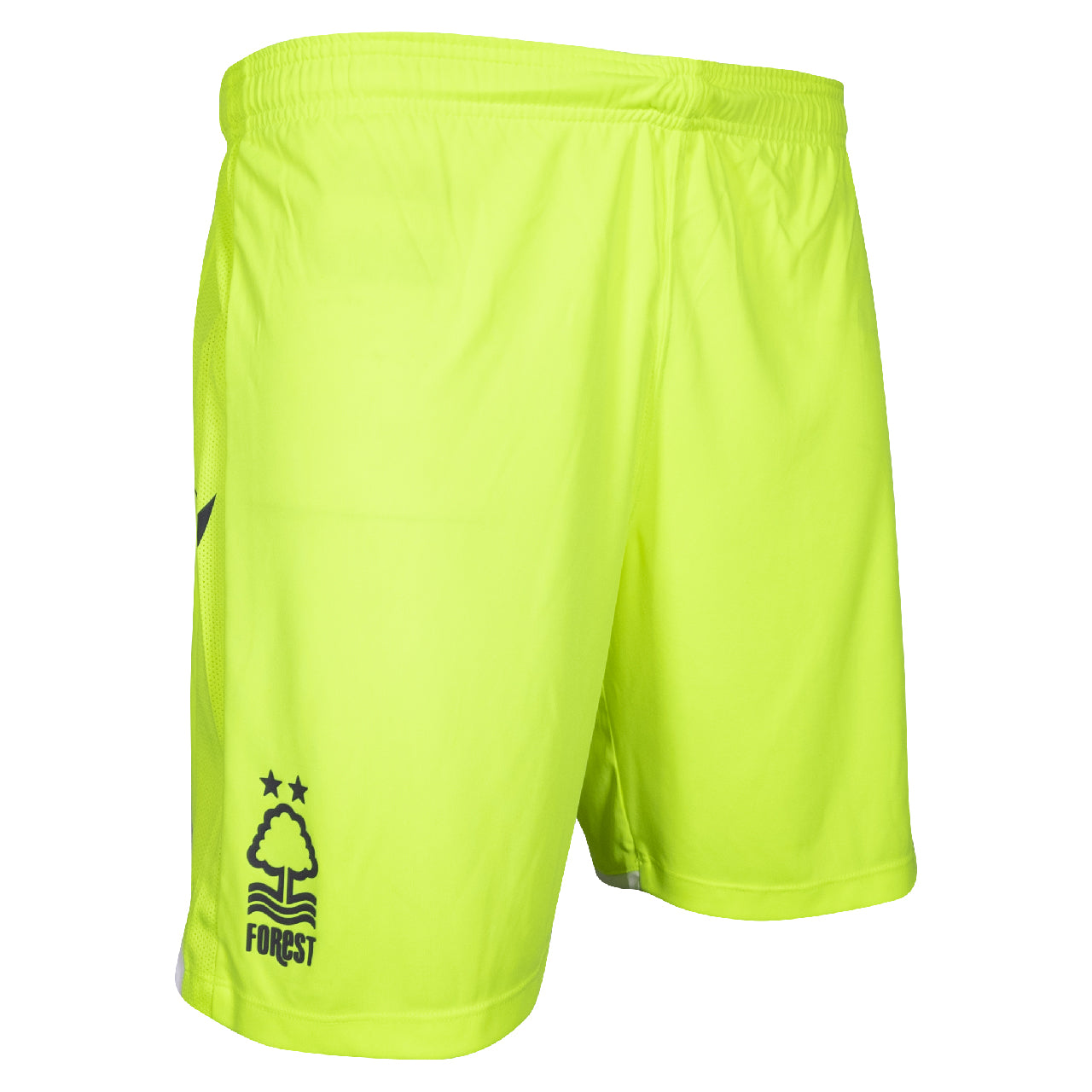 NFFC Mens Yellow Goalkeeper Shorts 2019/20