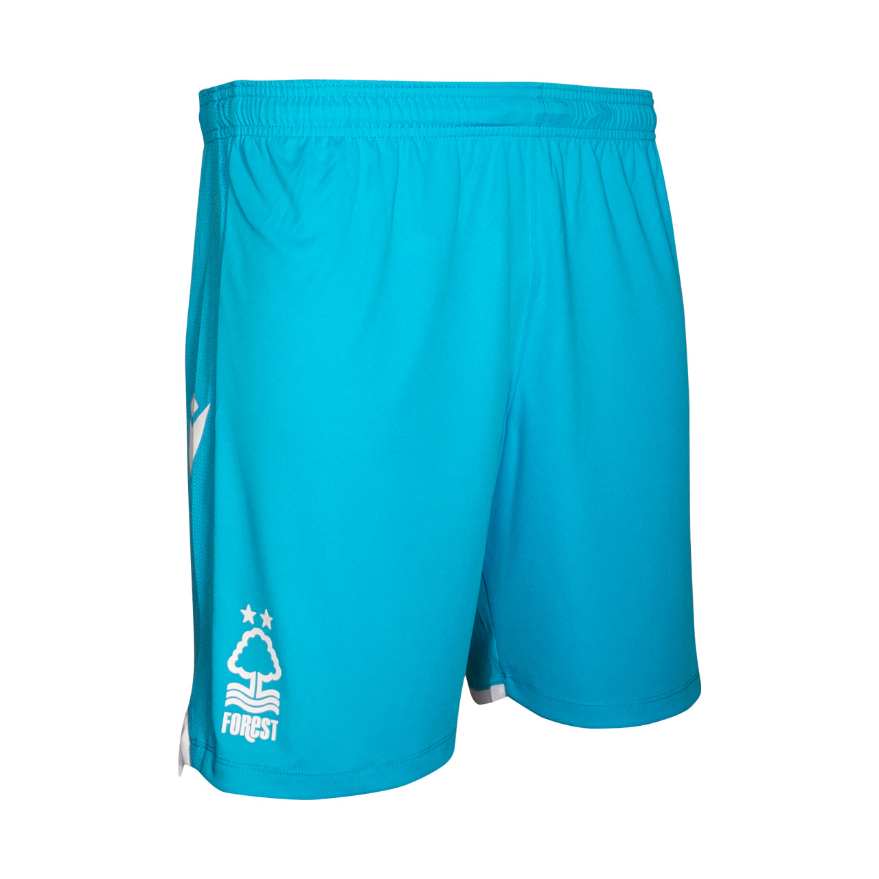 NFFC Junior Blue Goalkeeper Shorts 2019/20