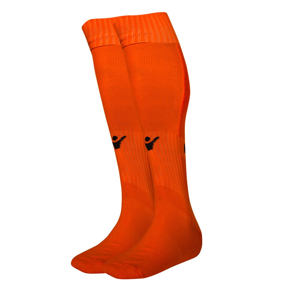 NFFC Junior Orange Goalkeeper Socks 2018/19 - Nottingham Forest