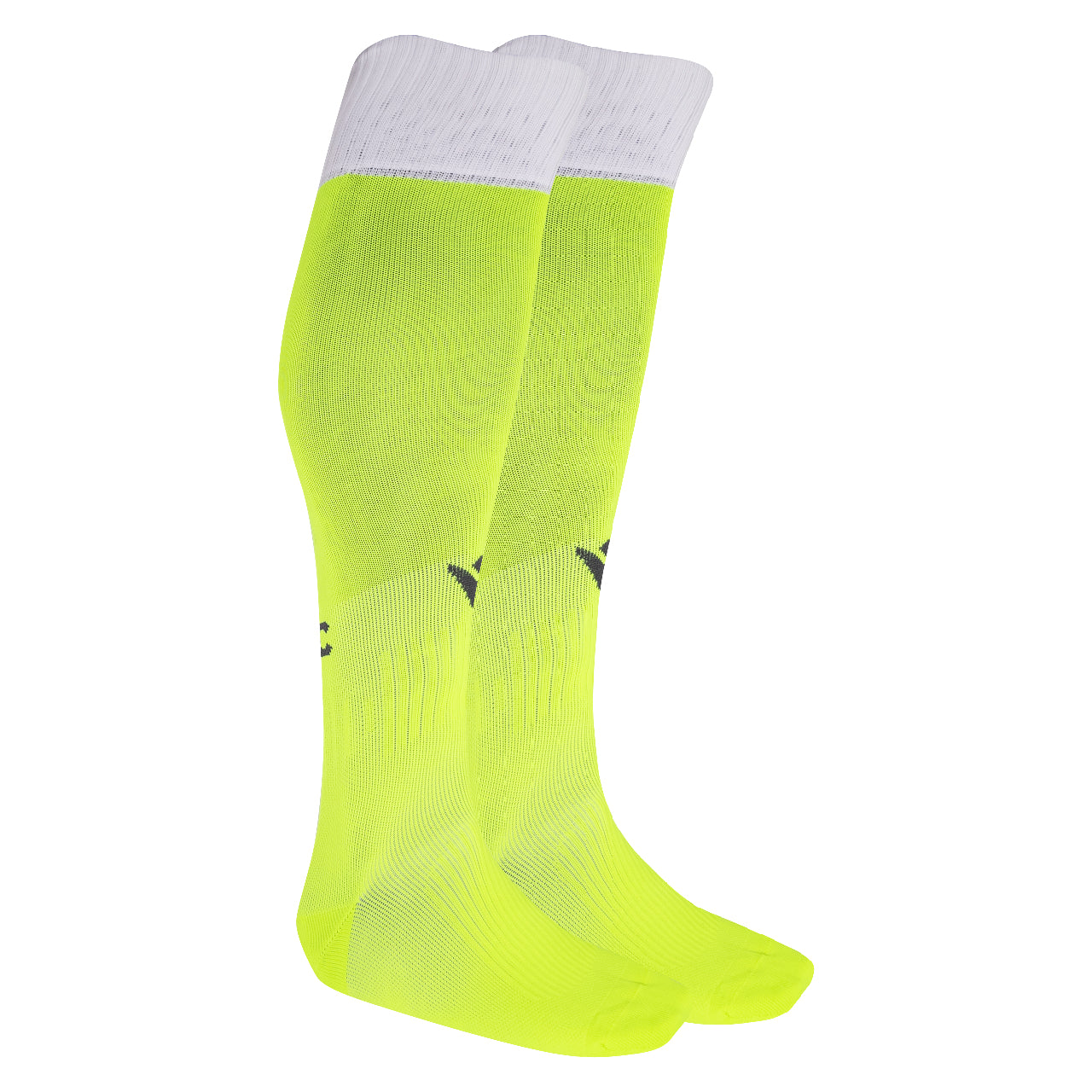 NFFC Junior Yellow Goalkeeper Socks 2019/20