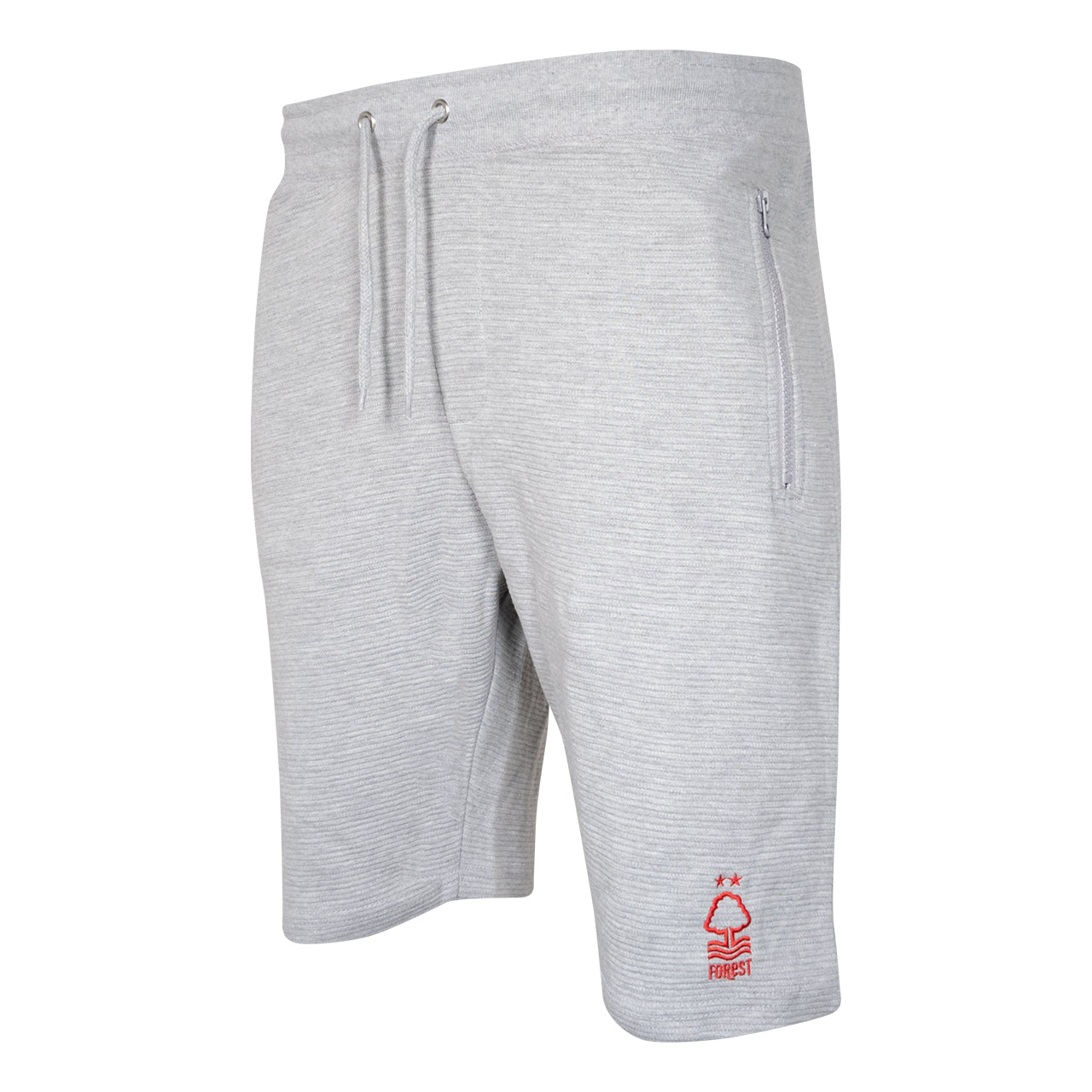 NFFC Men's Grey Gino Sweat Shorts