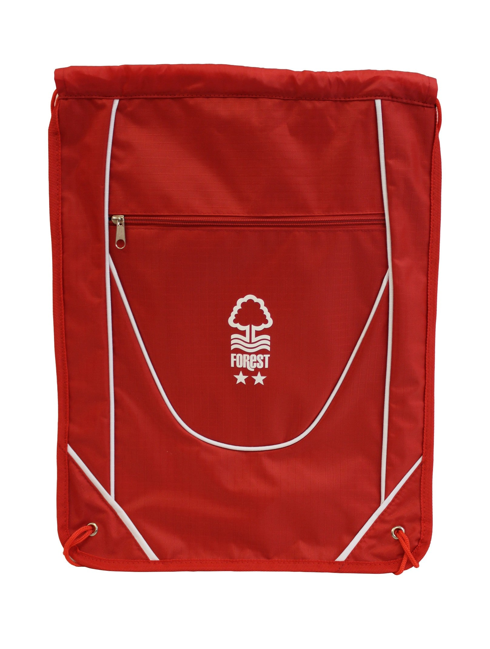 NFFC Red Core Gymbag - Nottingham Forest