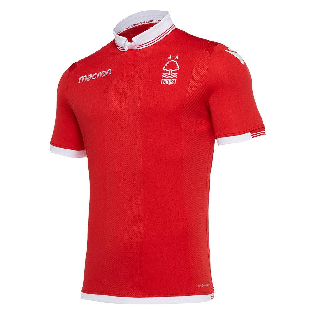 473a4ffa6c8 NFFC Junior Home Shirt 2018 19 – Nottingham Forest