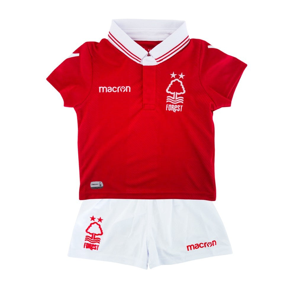 NFFC Baby Home Kit 2018/19 - Nottingham Forest