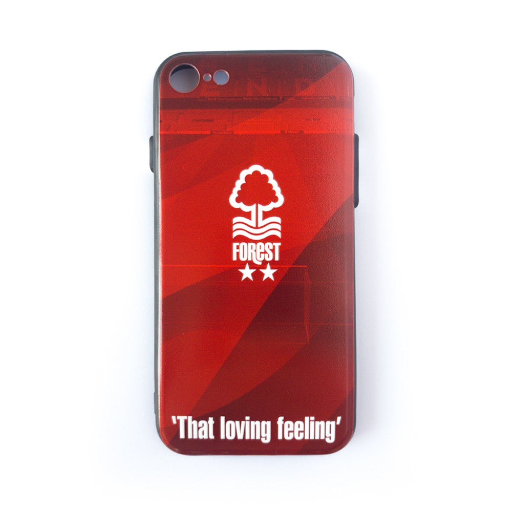 NFFC iPhone 7/8 UV Case - Nottingham Forest