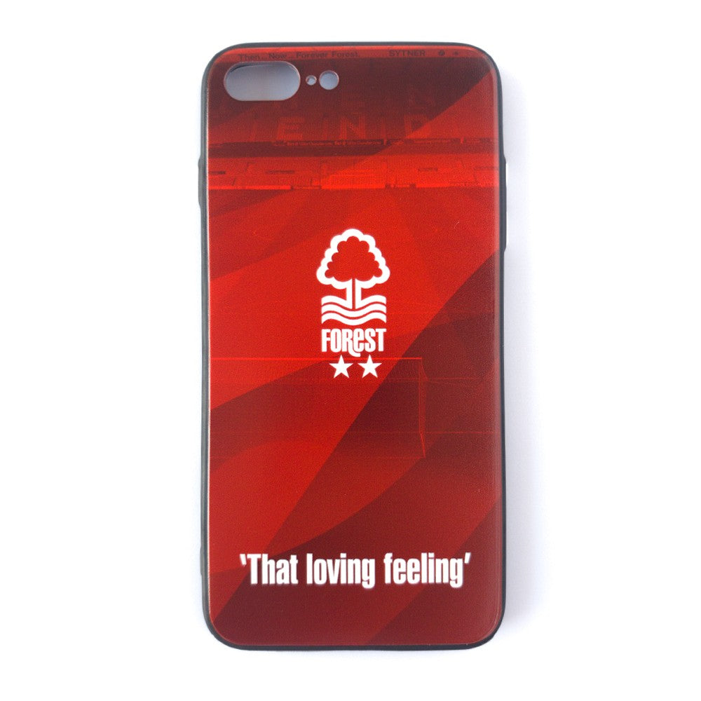 NFFC iPhone 7/8 Plus UV Case - Nottingham Forest