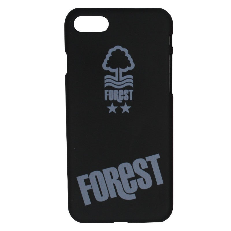 NFFC Black iPhone 7 Case - Nottingham Forest