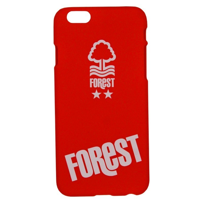 NFFC Red iPhone 6 Hard Case