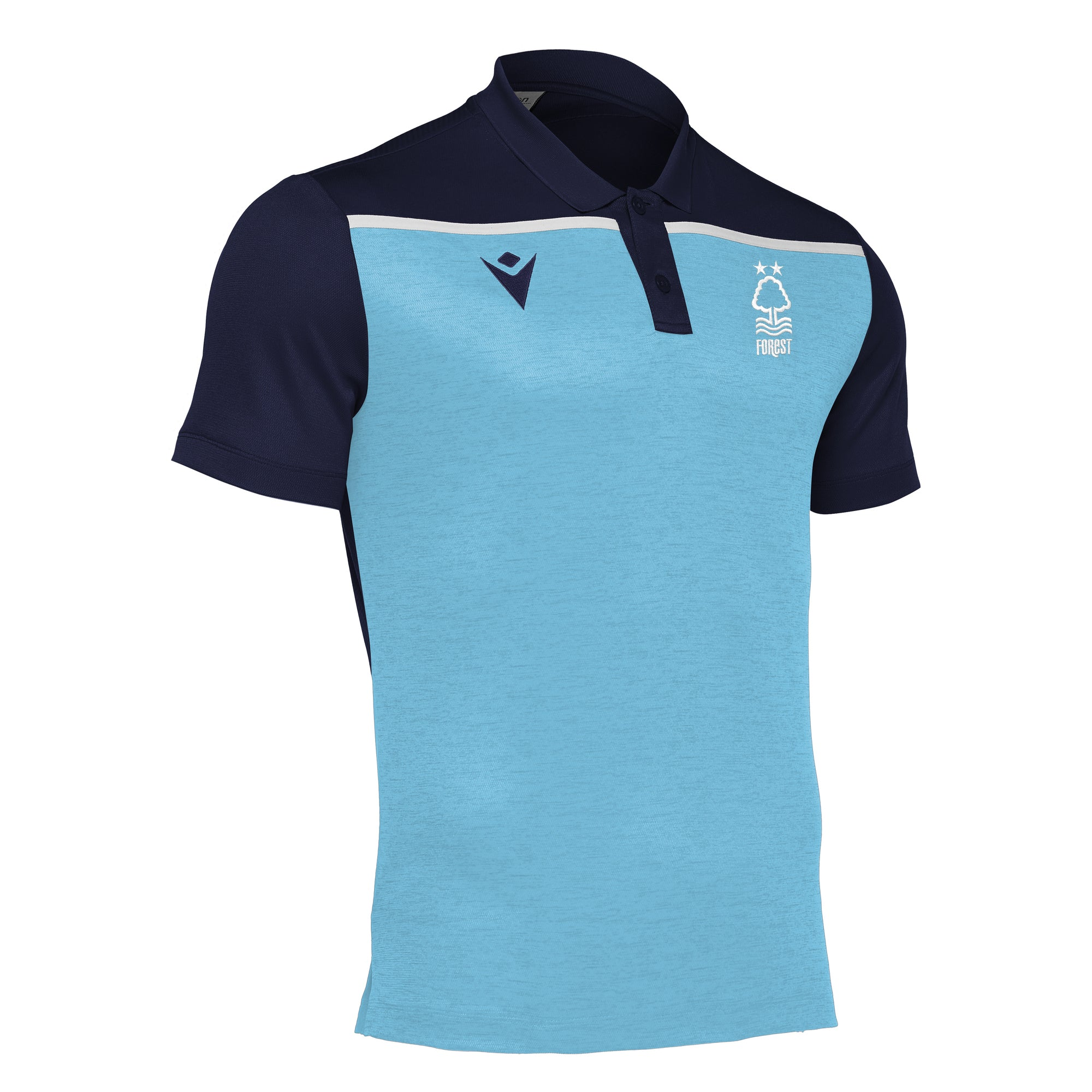 NFFC Junior Blue Jumeirah Polo