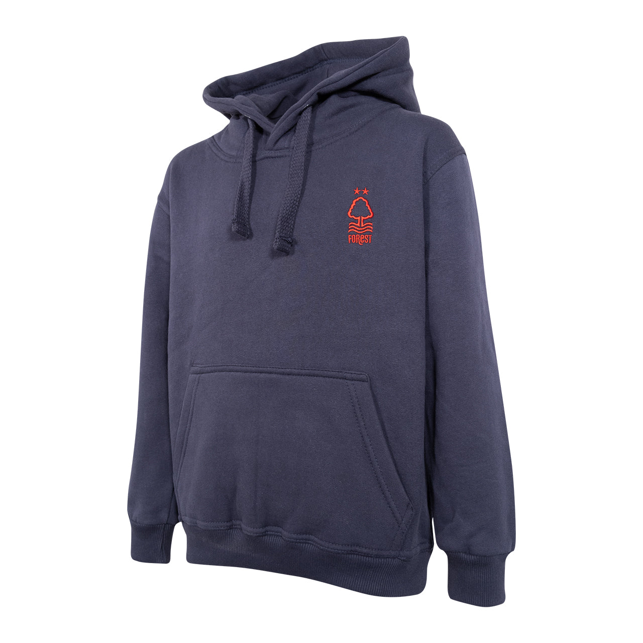NFFC Junior Navy Essential Hoodie