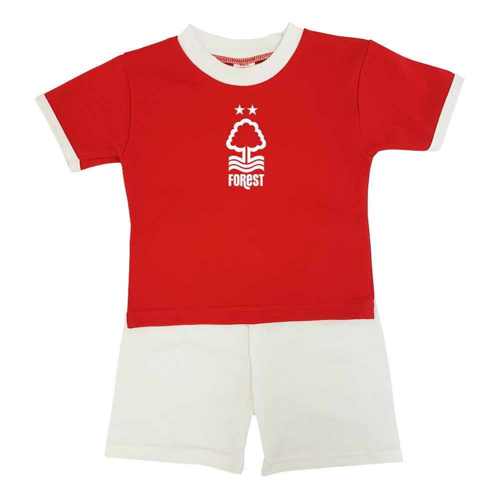 NFFC Infant Kit Pyjamas - Nottingham Forest