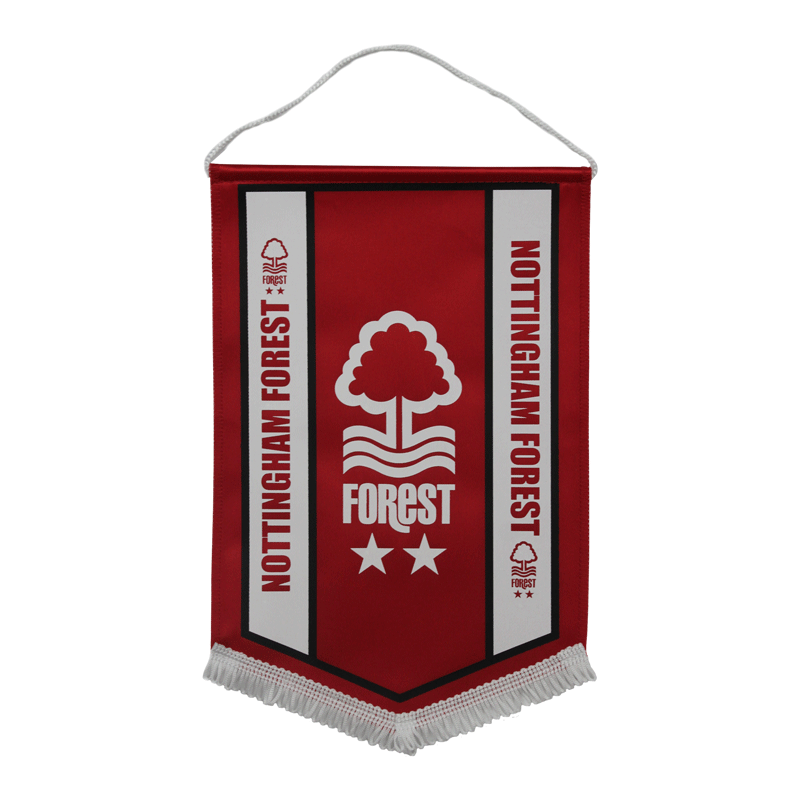NFFC Large Pennant - Nottingham Forest