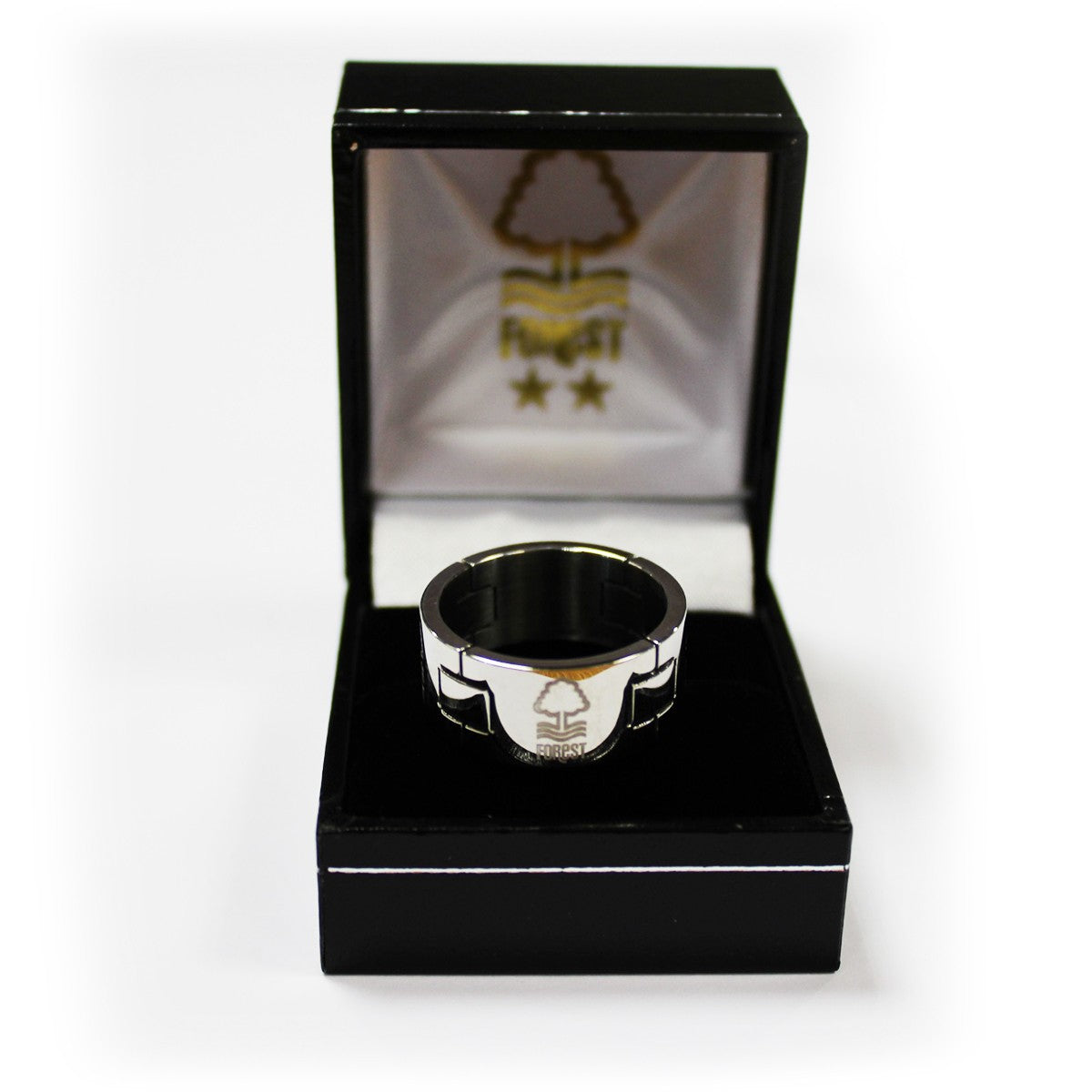 NFFC Link Band Ring - Nottingham Forest