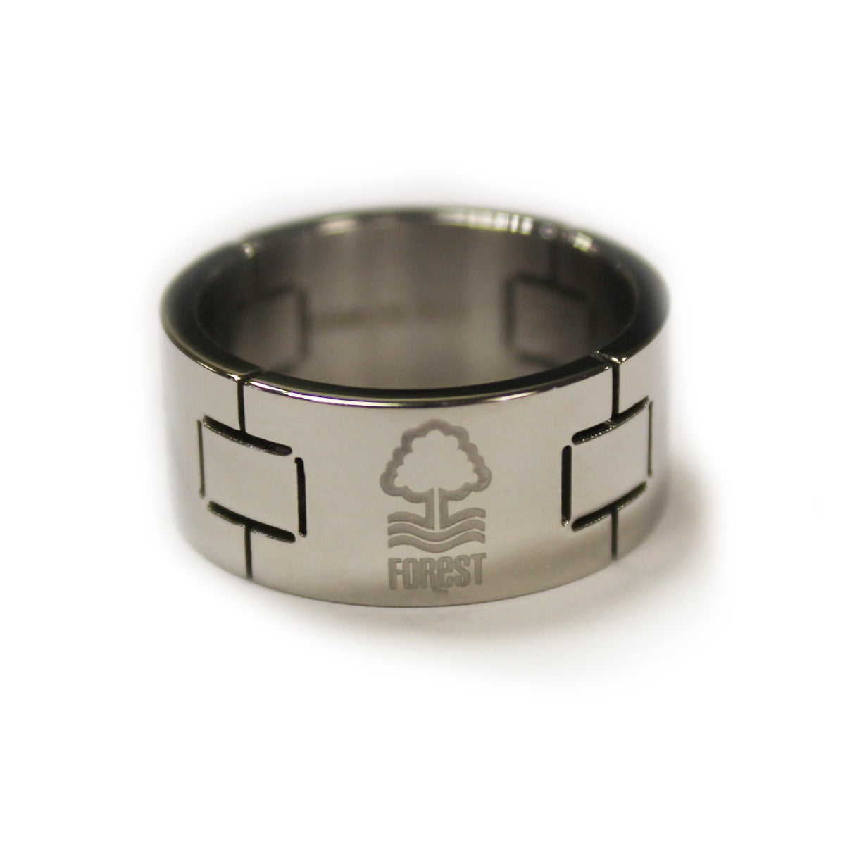 NFFC Link Band Ring