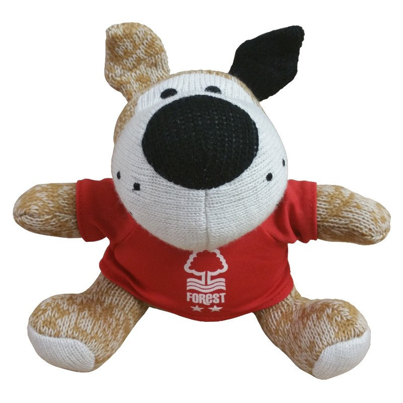 NFFC Puppy Dog - Nottingham Forest