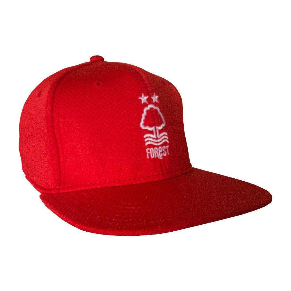 NFFC Red Adult Macron Snapback 18/19