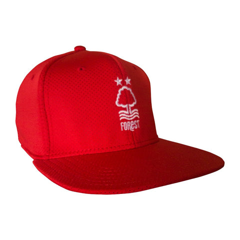 NFFC Red Adult Macron Snapback 18/19 - Nottingham Forest