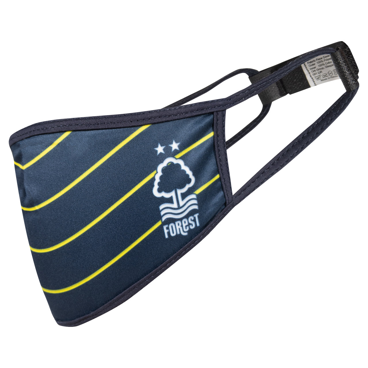NFFC Adult Face Cover - Navy