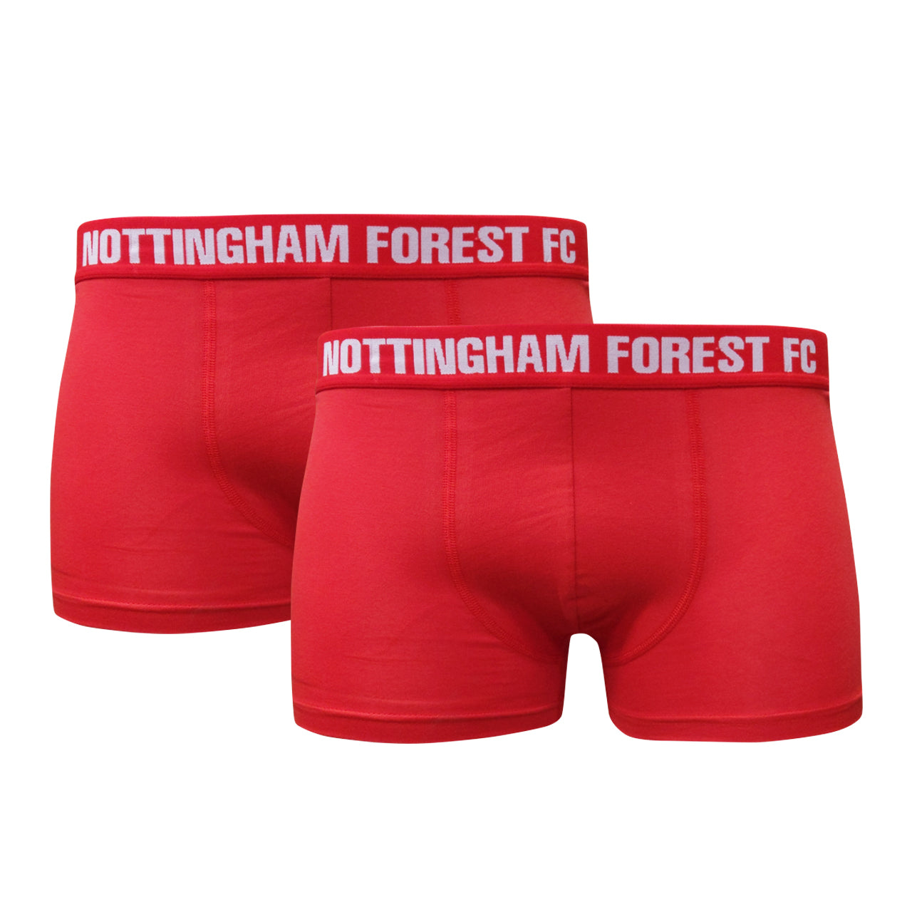 NFFC Mens 2 Pack Boxer Shorts