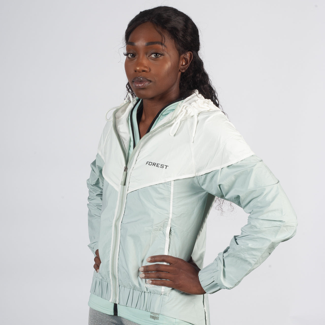 NFFC Womens Active Wind Breaker