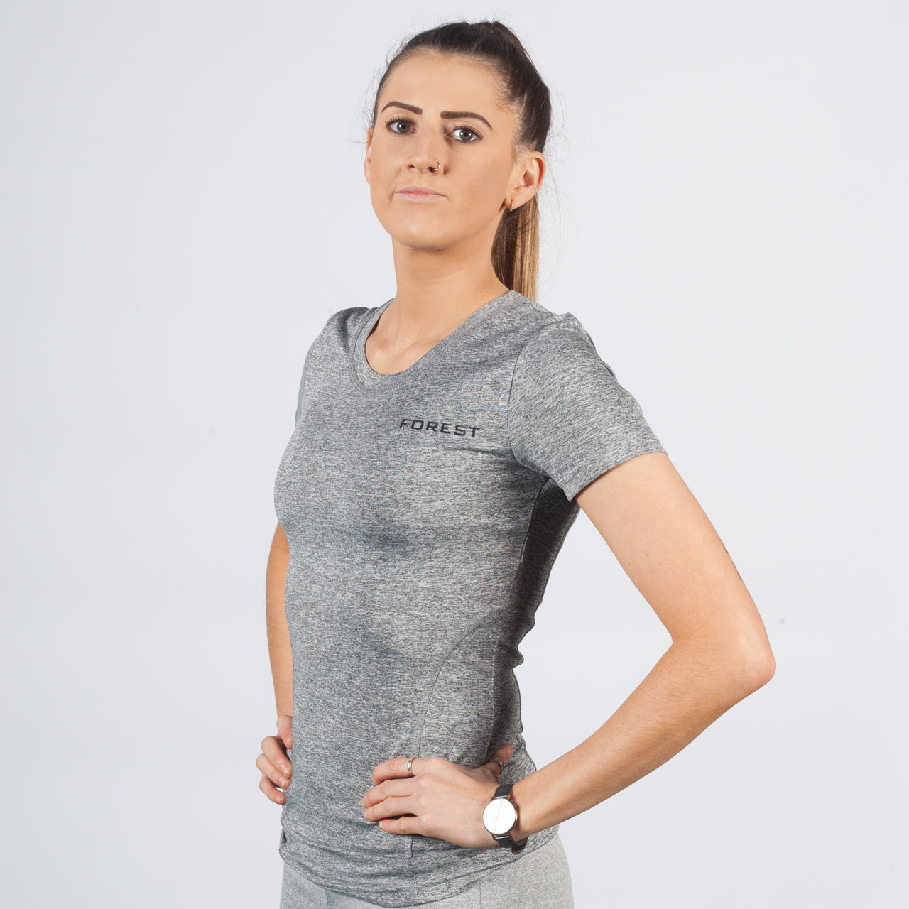 NFFC Womens Active Tee
