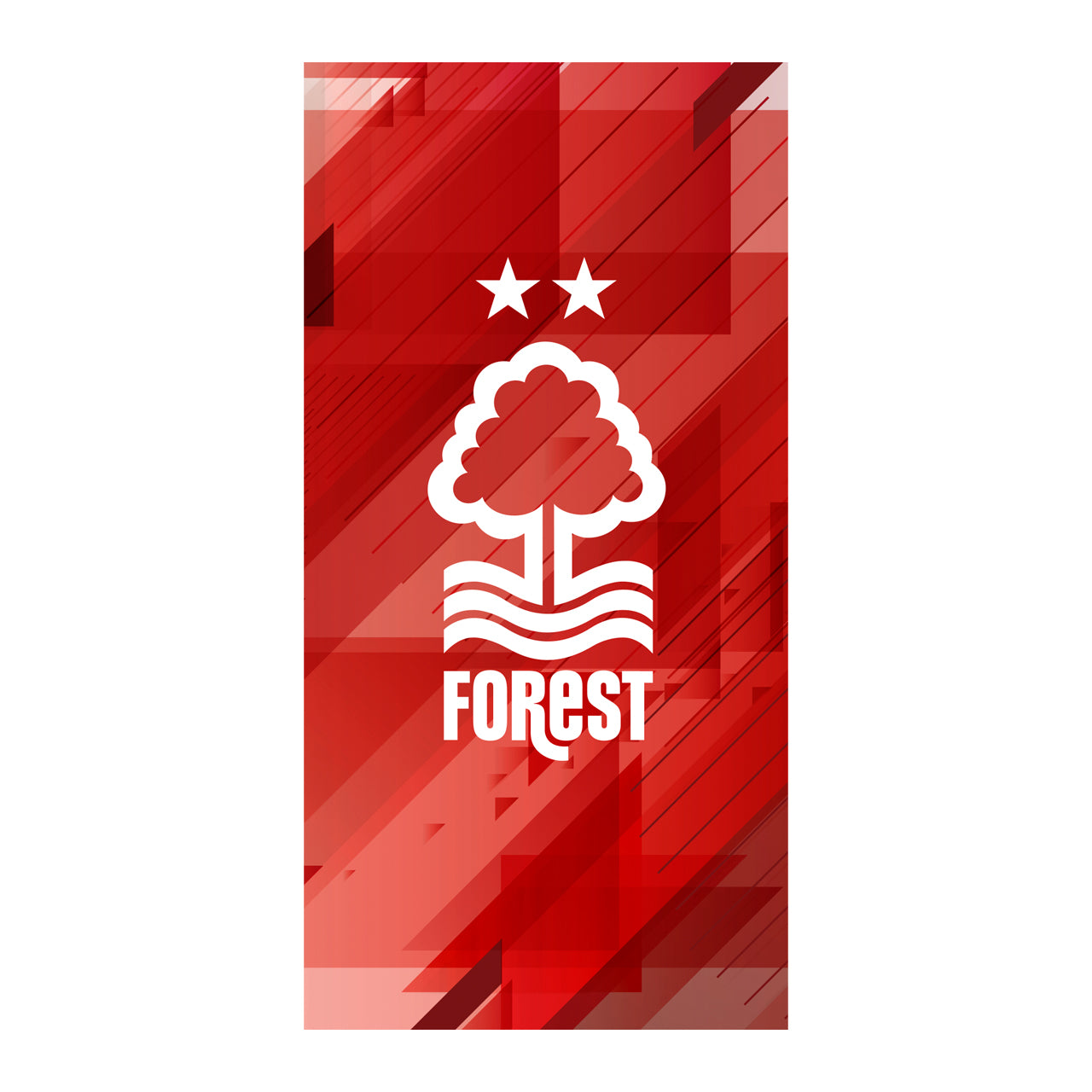 NFFC Beach Towel - Nottingham Forest