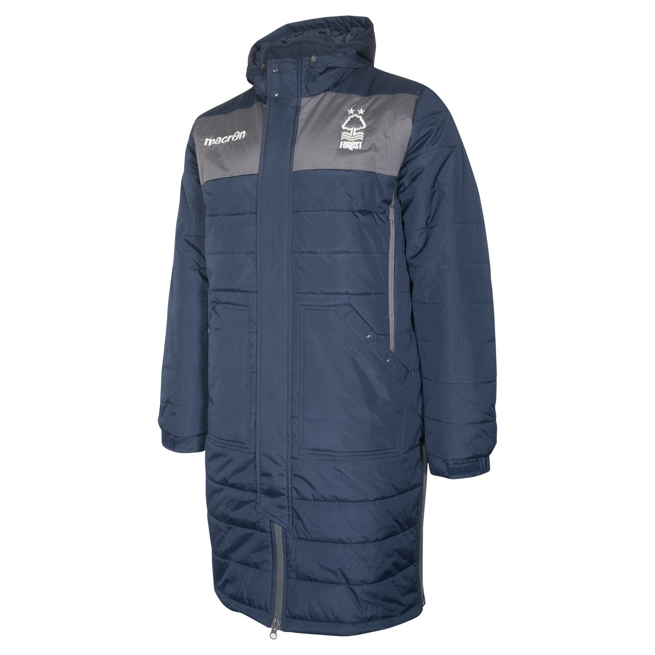 NFFC Mens Bench Jacket 2020/21
