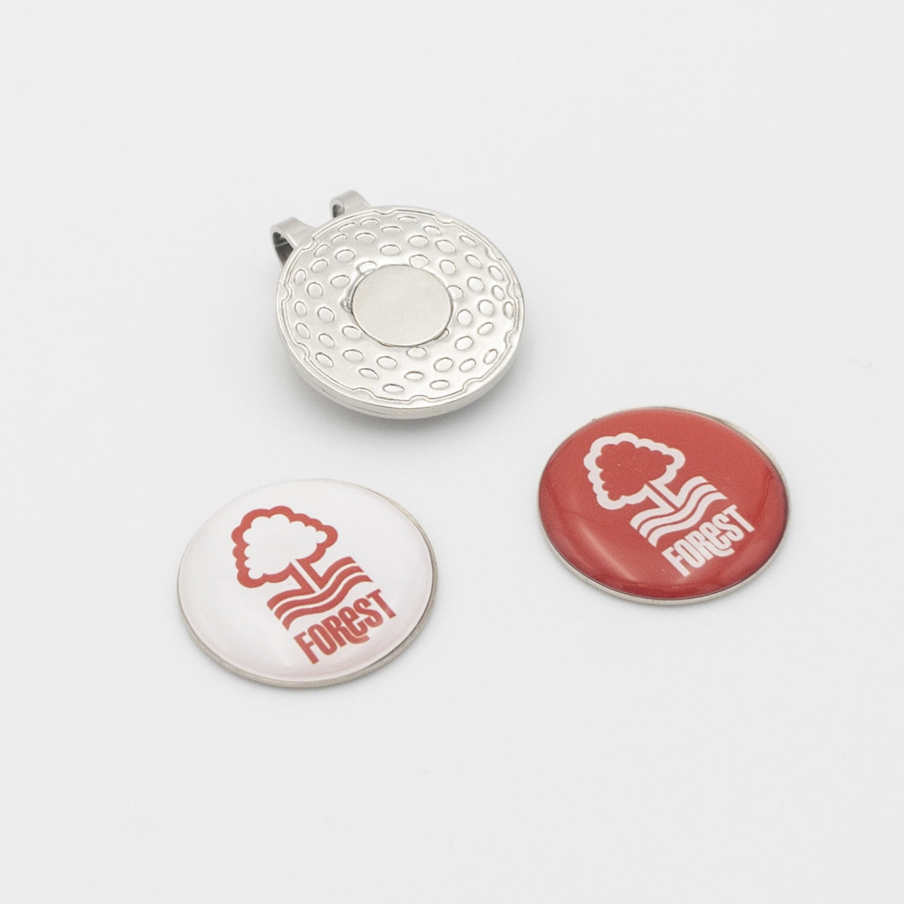 NFFC Cap Clip And Ball Marker Set