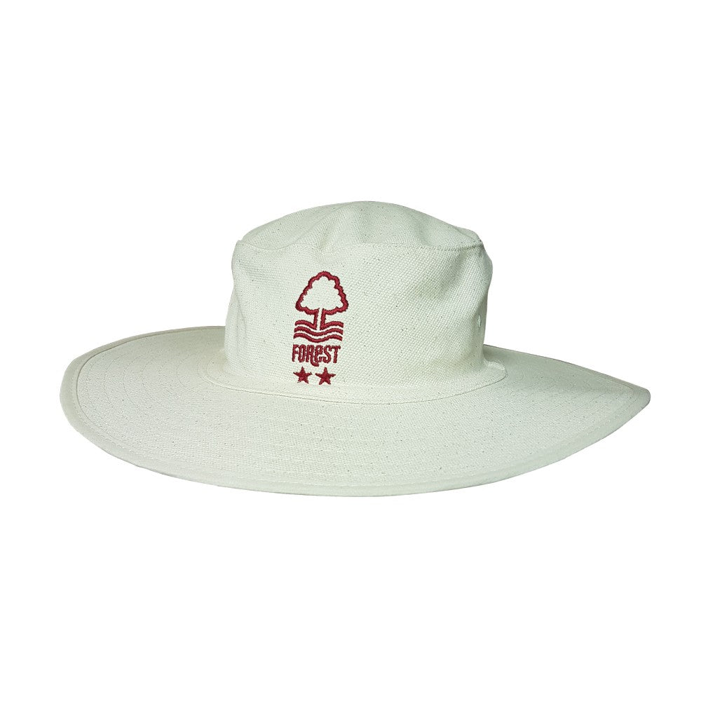 NFFC Adult Cricket Hat - Nottingham Forest