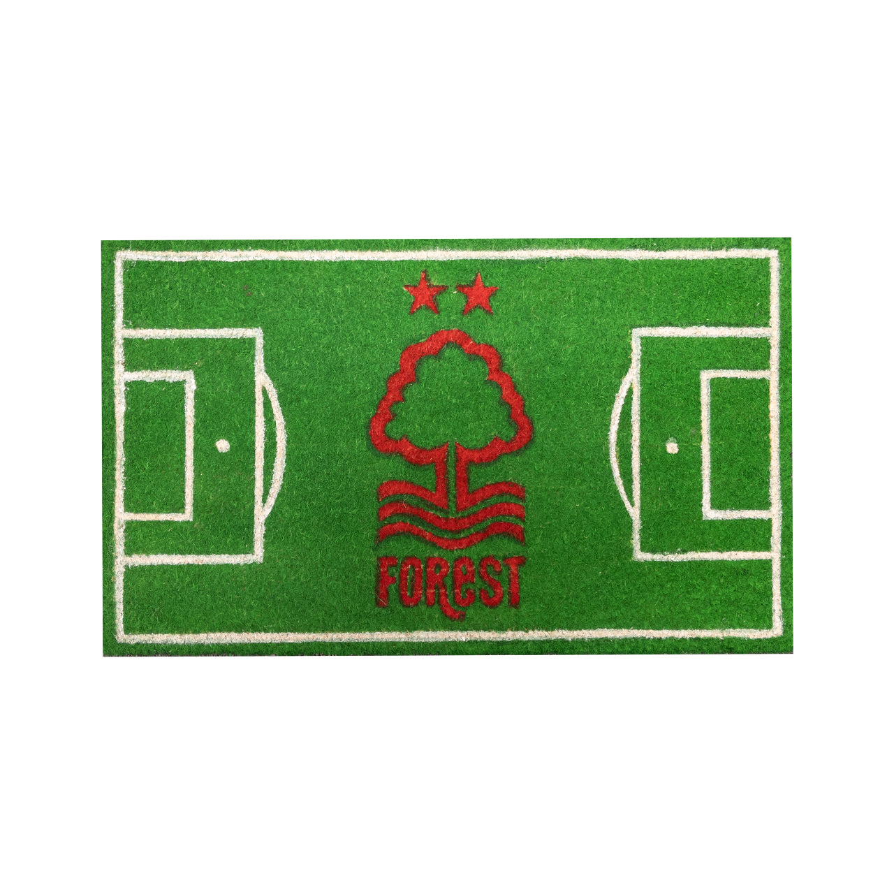 NFFC Door Mat - Nottingham Forest