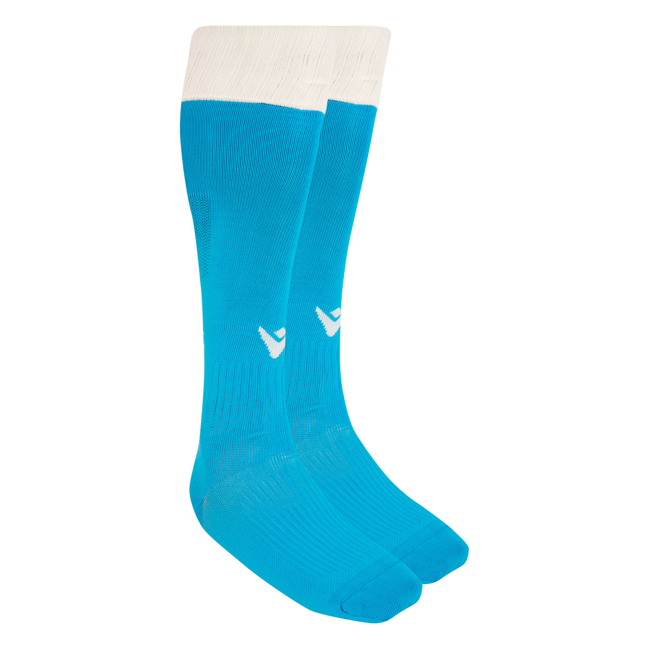 NFFC Junior Blue Goalkeeper Socks 2019/20