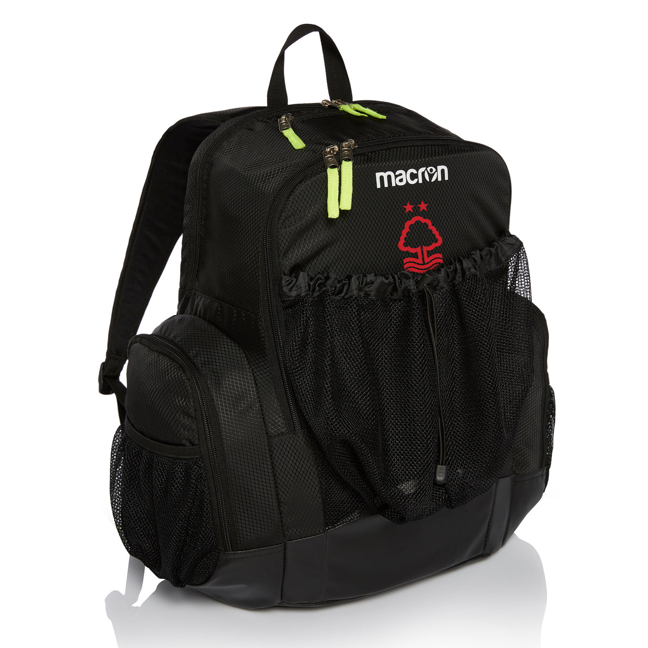 NFFC Black Macron Backpack
