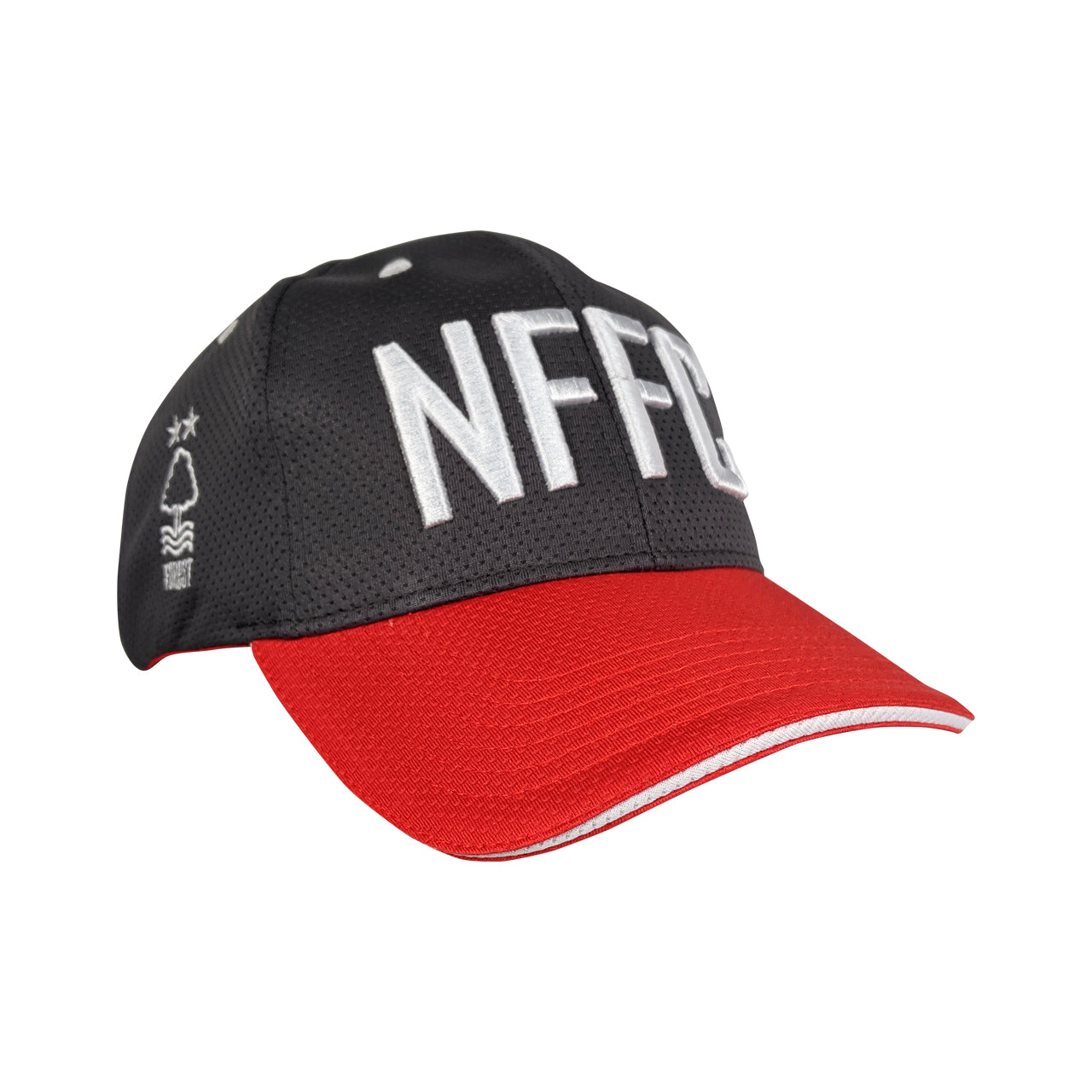 NFFC Adult Macron Baseball Cap - Nottingham Forest
