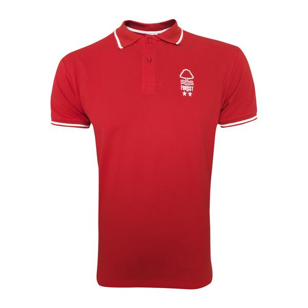 NFFC Junior Red Polo