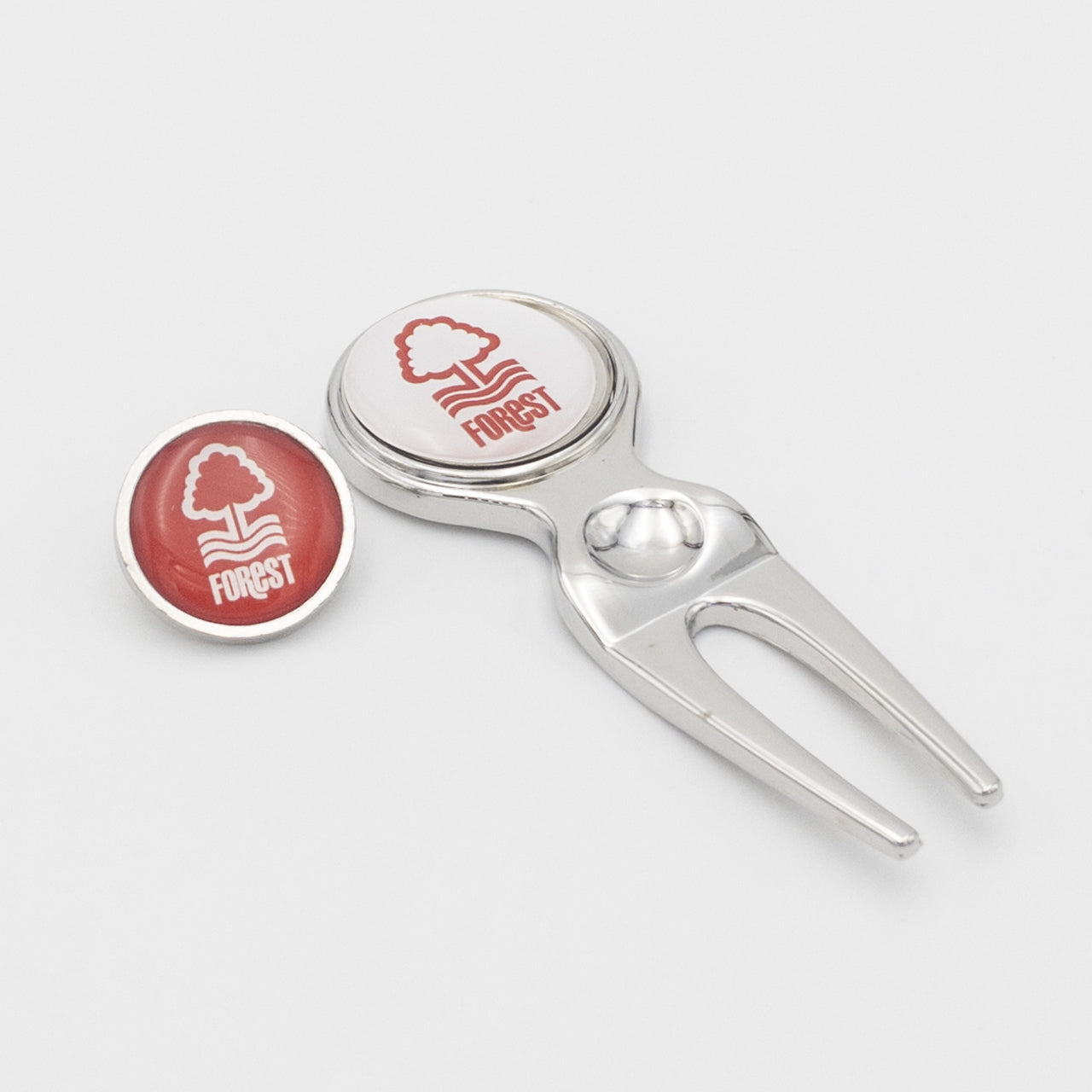 NFFC Magnetic Pitch Repairer and Ball Marker Set