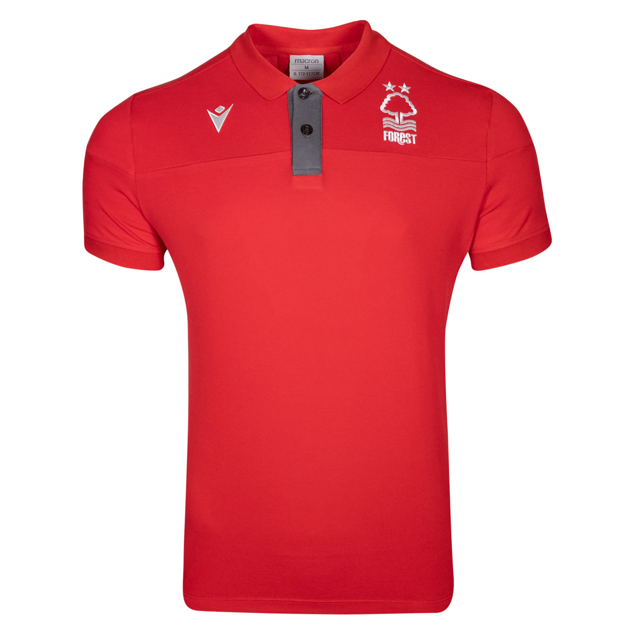 NFFC Mens Red Player Training Polo 19/20