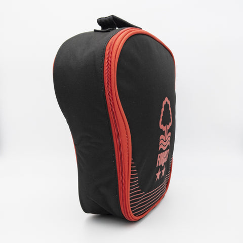 NFFC Black Pro-Tech Lunch Bag