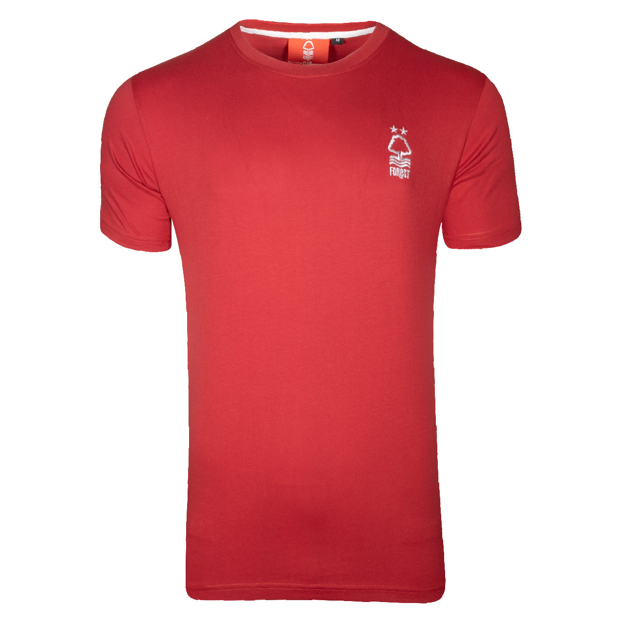 NFFC Mens Red Essential T-Shirt