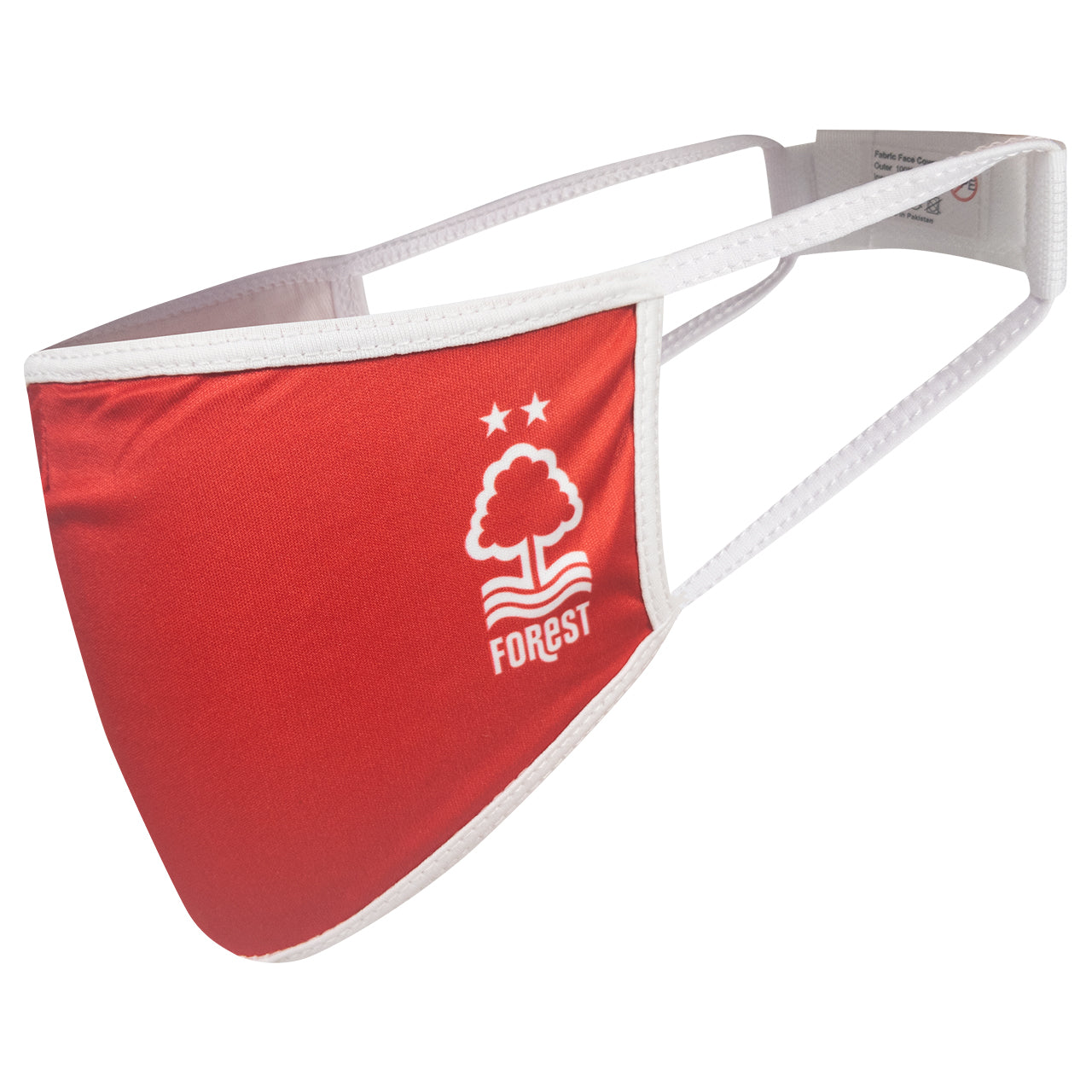 NFFC Junior Face Cover - Red