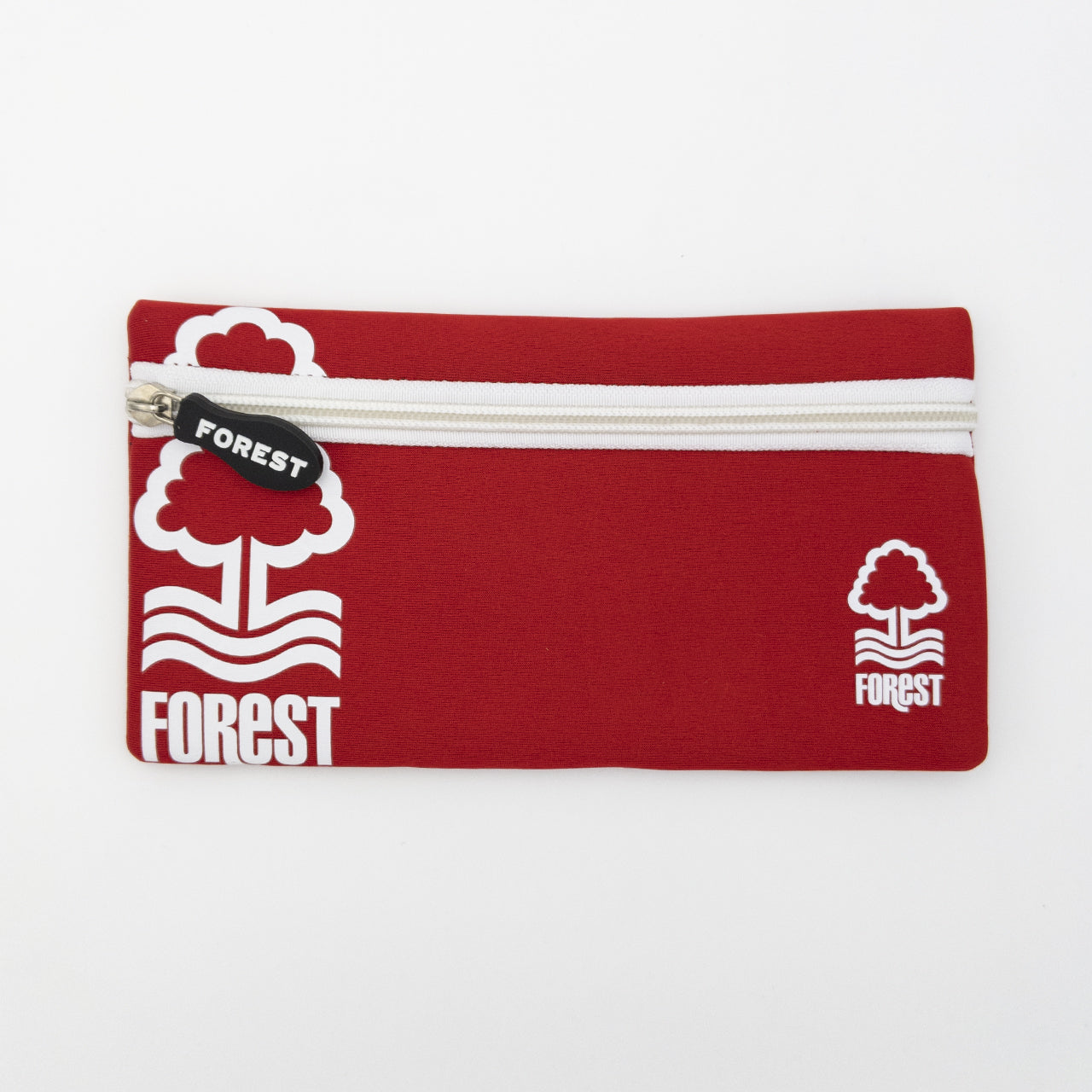 NFFC Red Neoprene Pencil Case