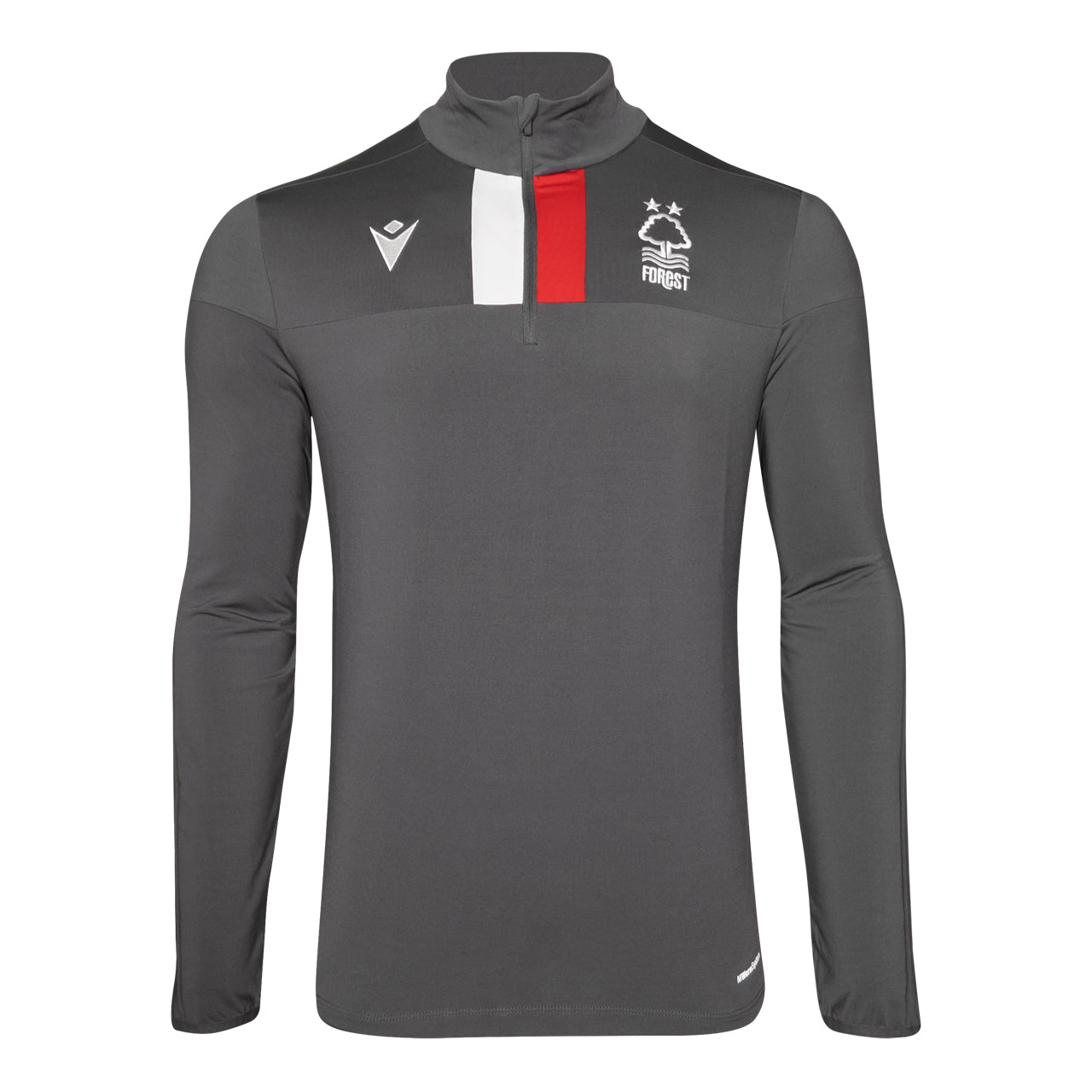 NFFC Junior Staff 1/4 Zip Top 19/20