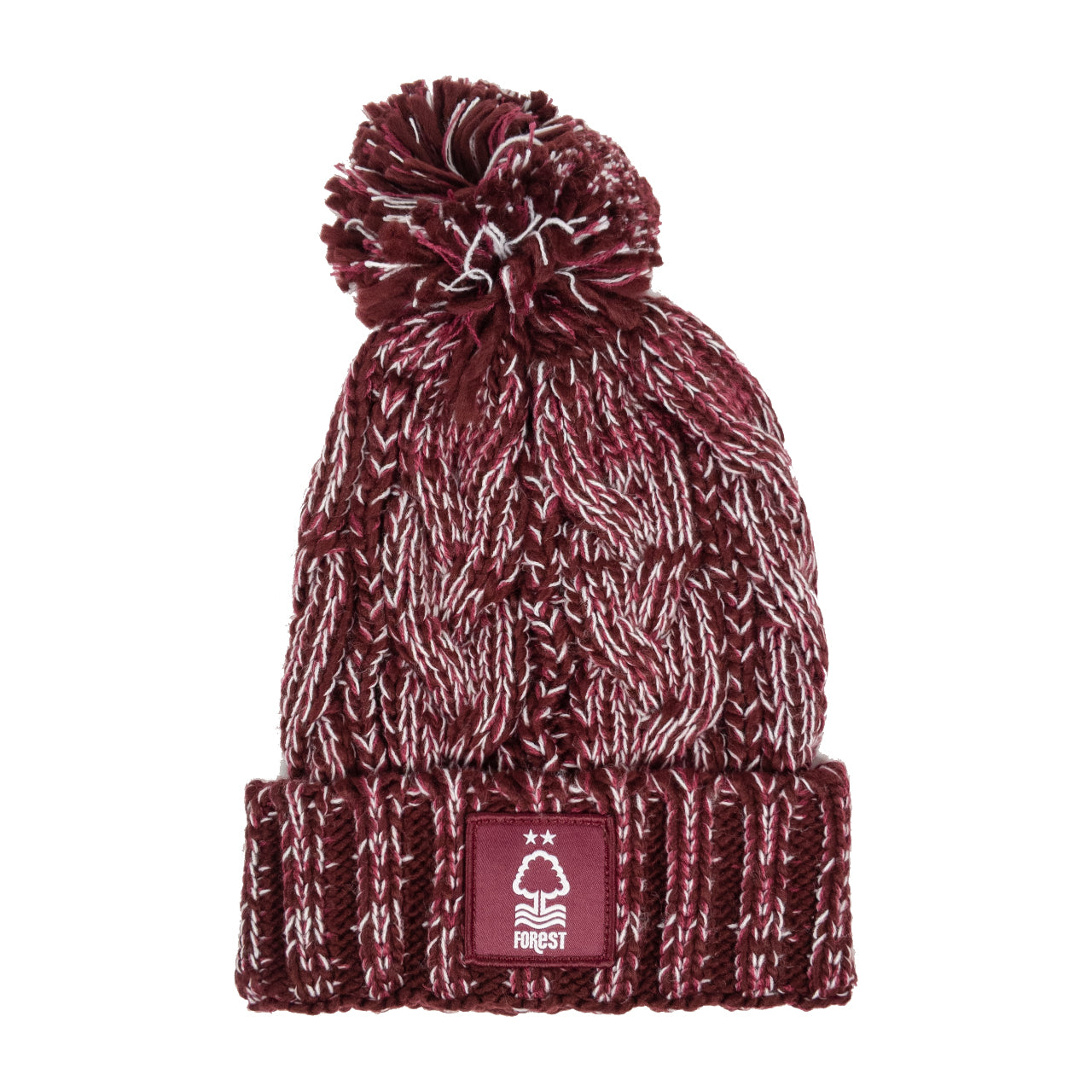 NFFC Women's Lichfield Purple Hat