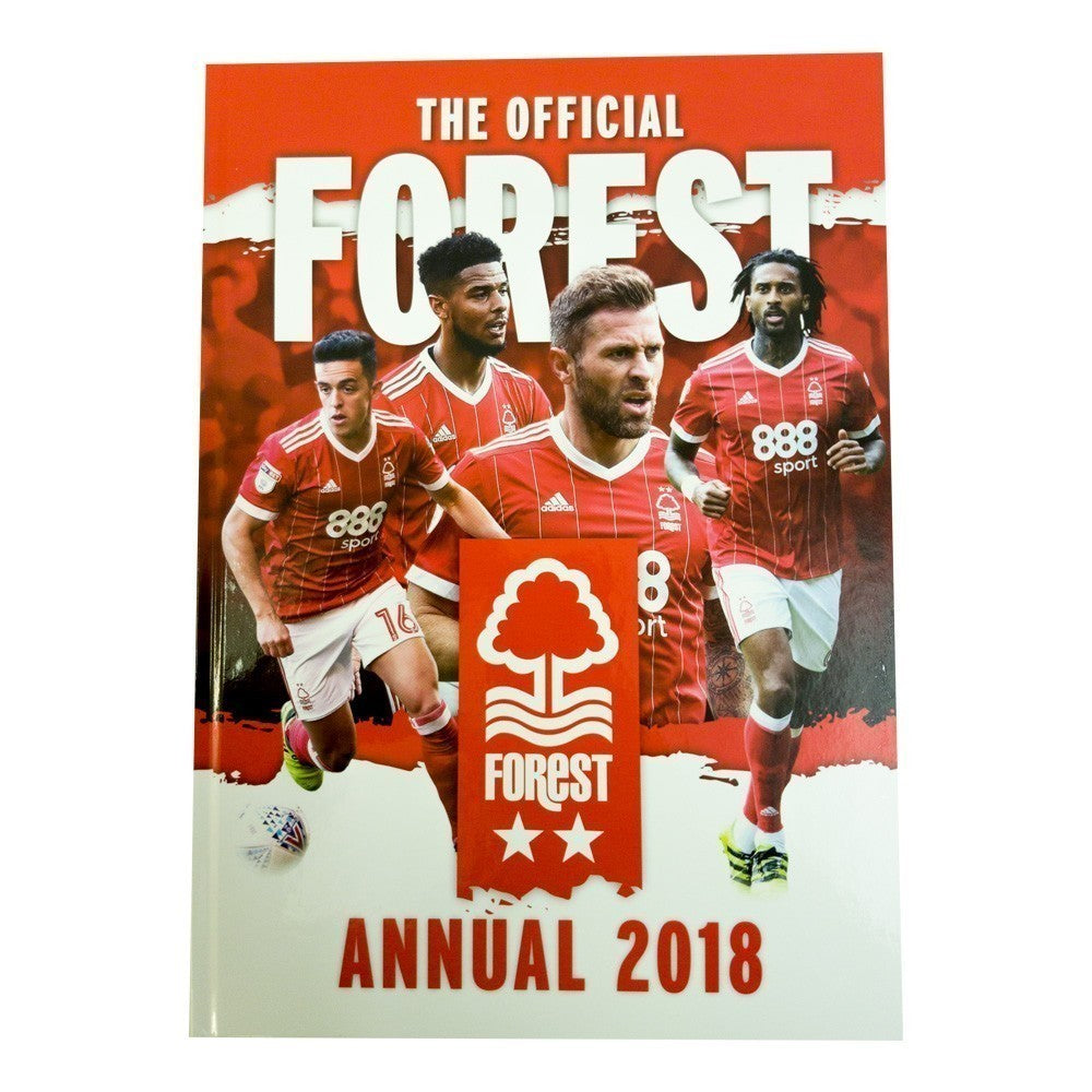 NFFC Annual 17/18 - Nottingham Forest