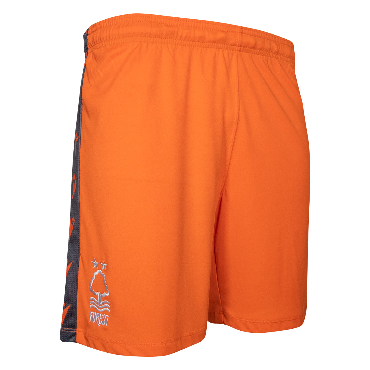 NFFC Mens Orange Goalkeeper Shorts 2020/21