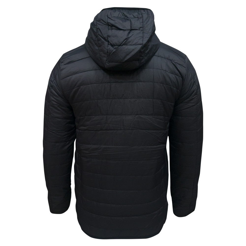 NFFC Mens Black Padded Jacket - Nottingham Forest