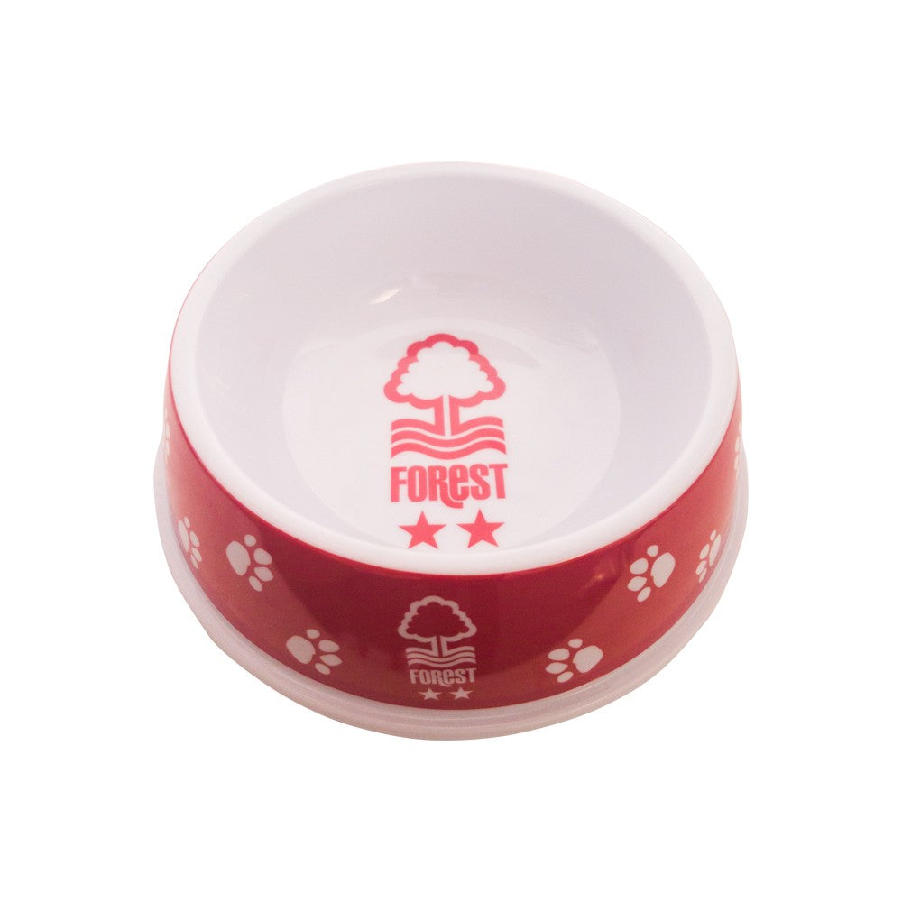 NFFC Large Pet Bowl - Nottingham Forest