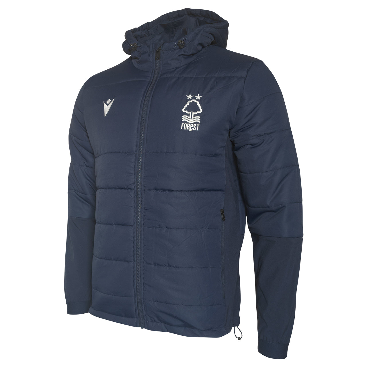 NFFC Mens Player Bomber Jacket 2020/21