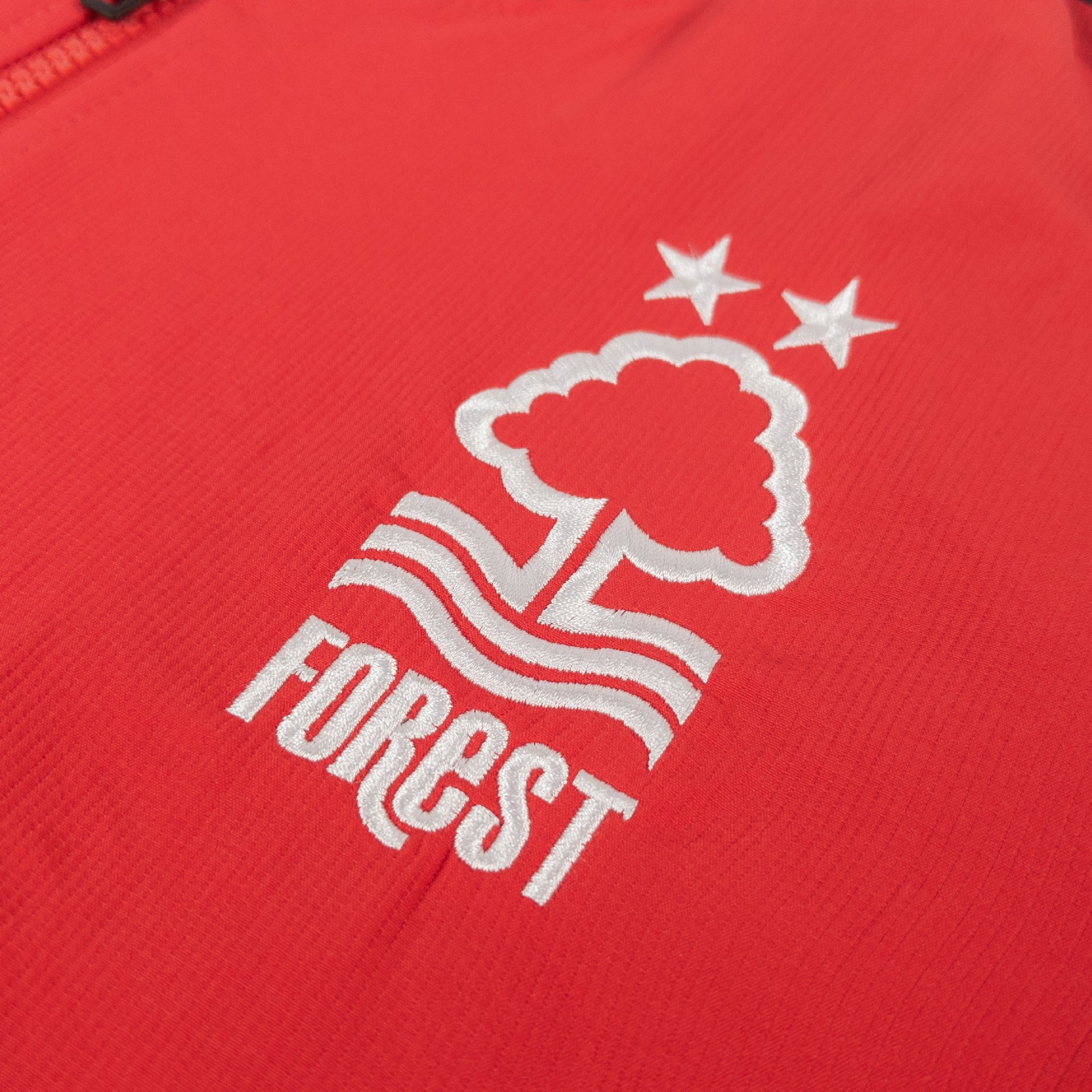 NFFC Mens Player Full Zip Travel Top 2020/21